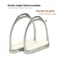 Stainless steel stirrup (pair)